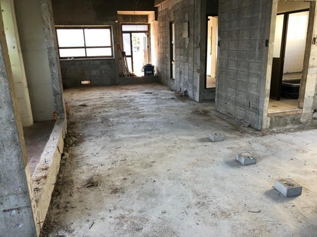 北谷町 一般住宅 解体工事2