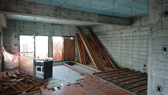 北谷町 施設 改修工事